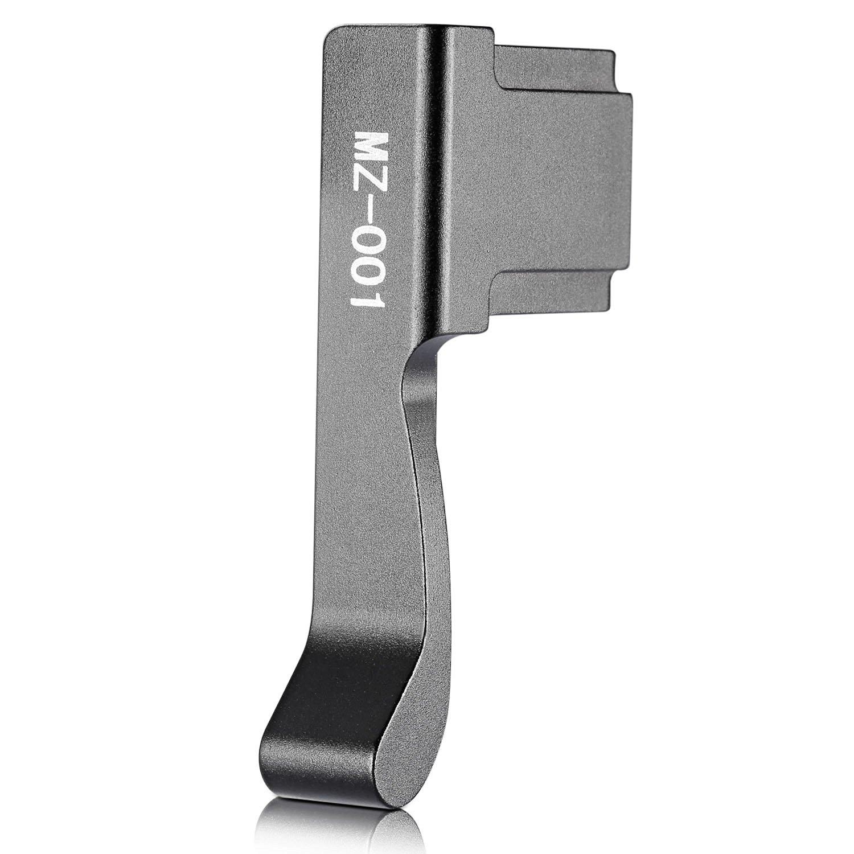 Neewer Black Thumbs Up Grip for Micro DSLR Camera Fujifilm X-E1 Camera