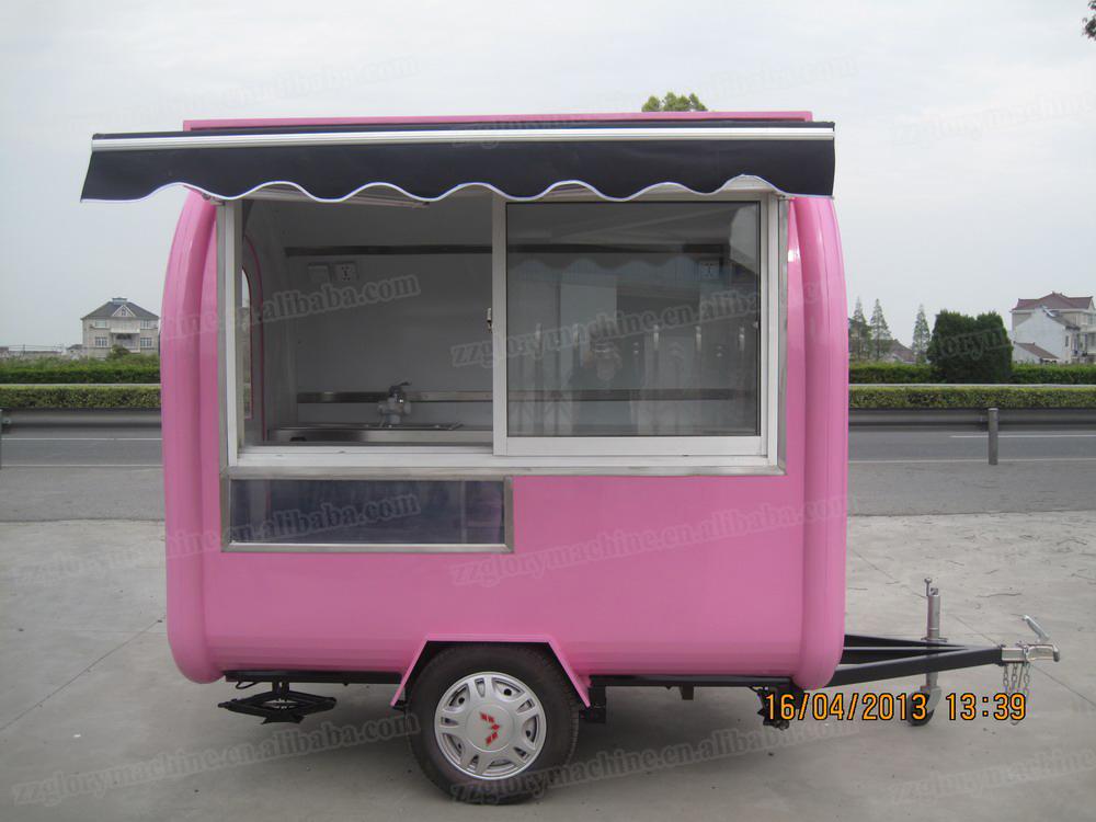 Food Truck Vending Machine