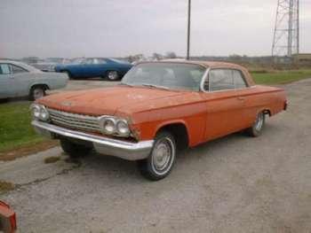 1962 Impala Chevrolet Kullanılmış Araba Buy Kullanılmış Araba