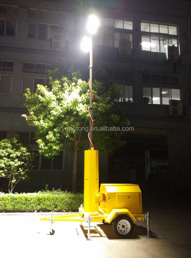 Lighting Tower Ge Brand Light Head