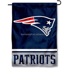 New England Patriots Double Sided Giardino <span class=keywords><strong>Bandiera</strong></span>