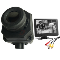 IP67 Self-heating Technology Vehicle Mounted Anti-fog Night Vision Driving Infrared Thermal Imaging Car Camera