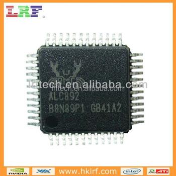 Brand New Realtek Alc892 Qfp48 Processor Graphics Ic Chips - Buy Alc892  Qfp,Alc892 New,Alc892 Ic Chips Product on Alibaba com