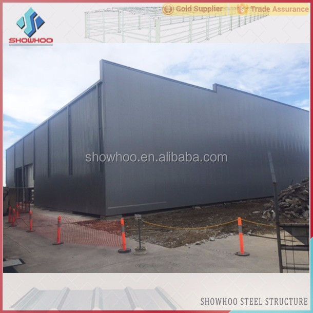 Light Type Industrial Construction Design Steel Structure