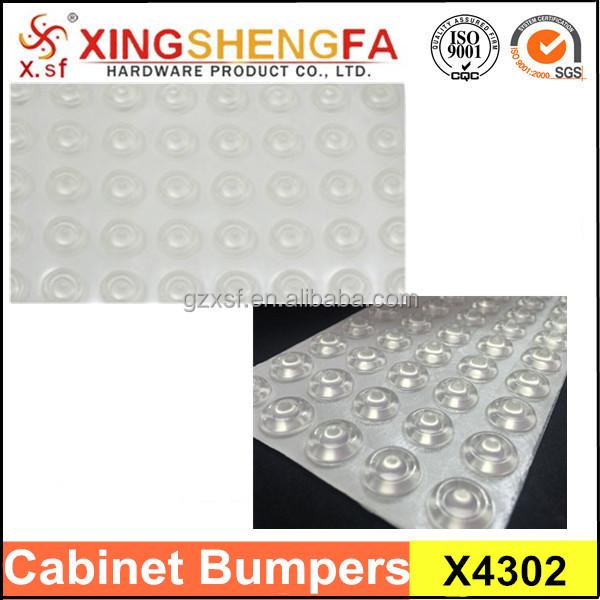 kitchen cabinet door bumpers garage spring best rubber home depot