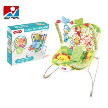 Admirable Ibaby Cartoon Deluxe Baby Bouncer Musical Children Toy Electric Rocking Chair Hc384925 View Children Rocking Chair Hc Toys Product Details From Machost Co Dining Chair Design Ideas Machostcouk