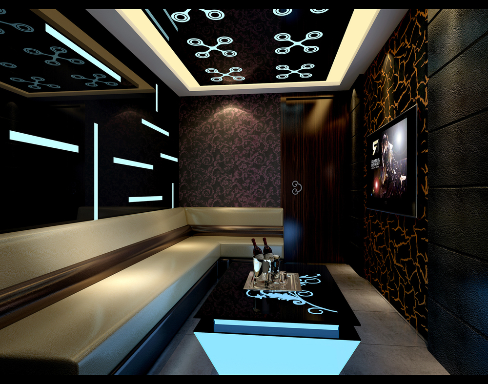 Young And Creative Karaoke Room Design In China Buy
