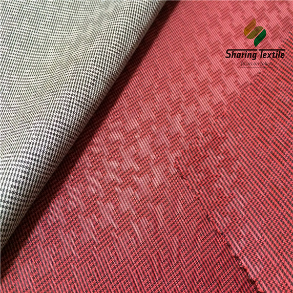 Wholesale High Quality Dobby Suit Lining Fabric/Dobby Jacket Lining Fabric/Dobby Sportswear Lining Fabric
