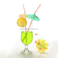 Updated creative custom made straws for drinks