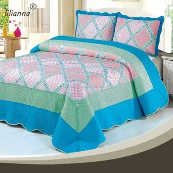 Fashion Design Absorbent Bed Sheet Crochet In Guangzhou