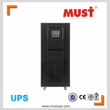 China MUST POWER 6kva single phase online ups for computer room/data center/networking