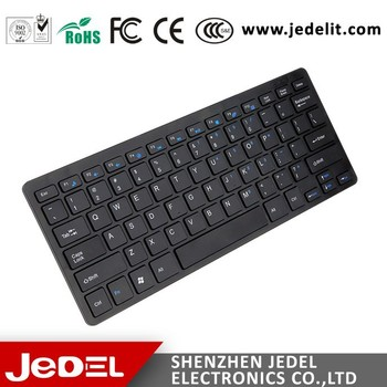 Shenzhen Factory 2 4Ghz Mini Wireless Keyboard with Arabic,Spanish Layout,  View 2 4ghz mini wireless keyboard, JEDEL Product Details from Shenzhen