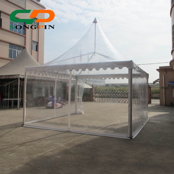 clear roof and sides 6x6m transparent canopy tents for evening party & Clear Roof And Sides 6x6m Transparent Canopy Tents For Evening Party ...
