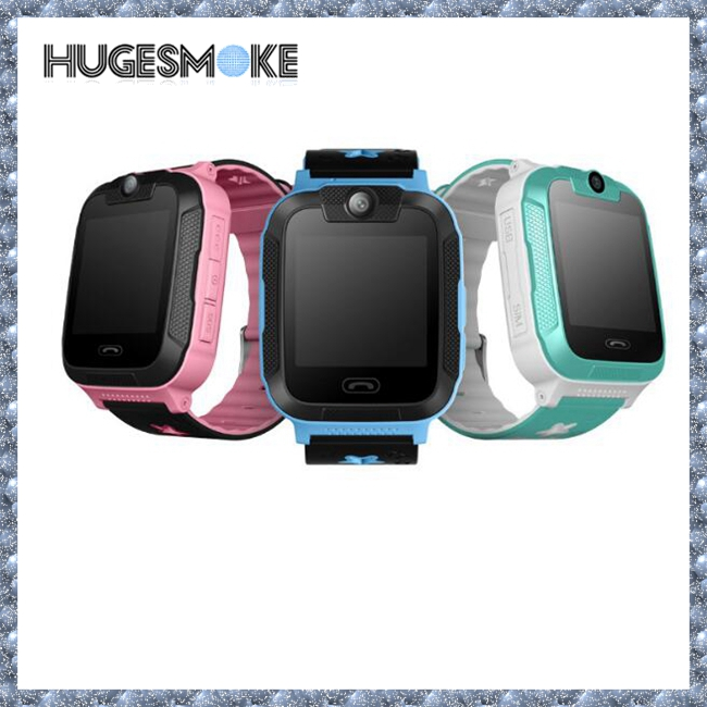 Hot Sale Fashion Children GPS Tracking System with 1.4inch screen &camera Android Supported Kids GPS Smart Watch 2017