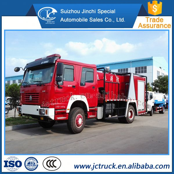 The public security bureau of special 4*2 10,000liters forest rescure fire fighting truck with promote price