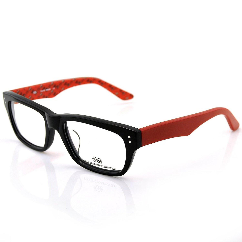 New Pensee Eyeglasses Prescription Rectangle Optical Frame 53mm Demo Lens