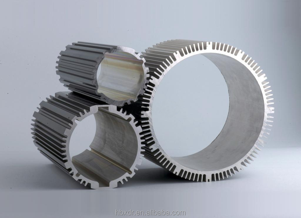 Oem Accept ! Aluminum Circular Heat Sink,Cylinder Heatsink