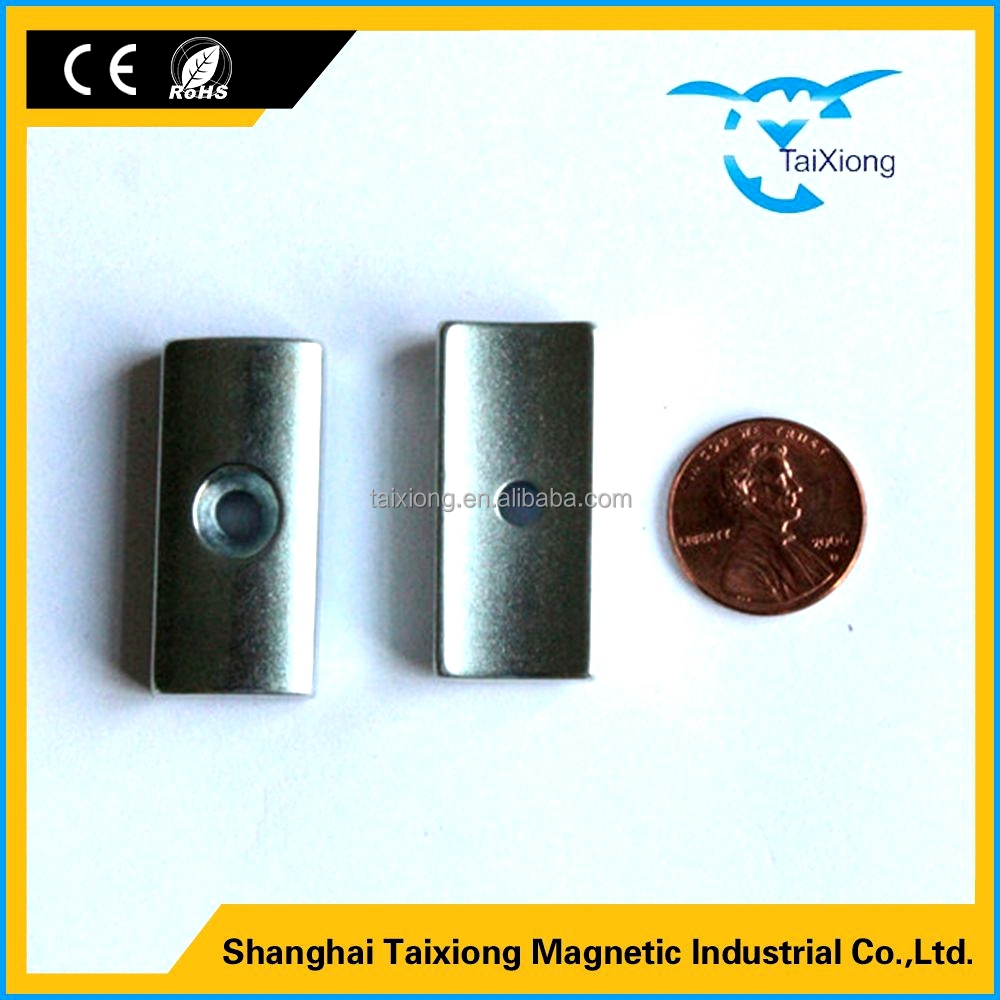 Wholesale superior service strongest arc ndfeb n42 magnet for motor