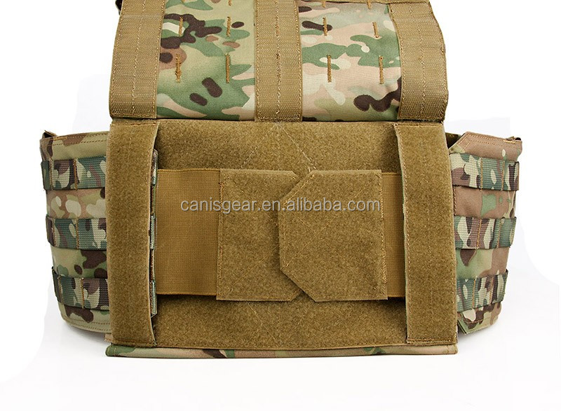 OEM Service Molle Paintball Army Combat 600d Polyester Acu Tactical Vest