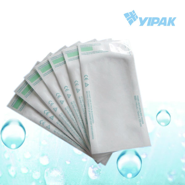 Tyvek Peel Pouches with a ETO indicator