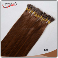 Best Premium Class Virgin Keratin Bonded Human Hair All Types Tips I U V Flat Tips