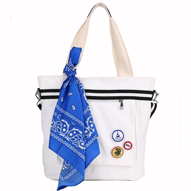 Vintage PU Leather Horn Buckle Crossbody Women bag single shoulder bag