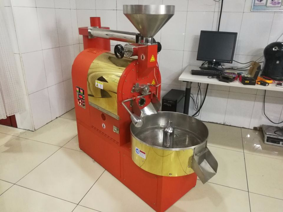 3Kg Cocoa Bean Roaster/Industrial Coffee Bean Roaster