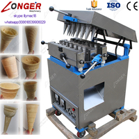 Factory Supply Wafers Cones Machine Pizza Cone Machine for Sale