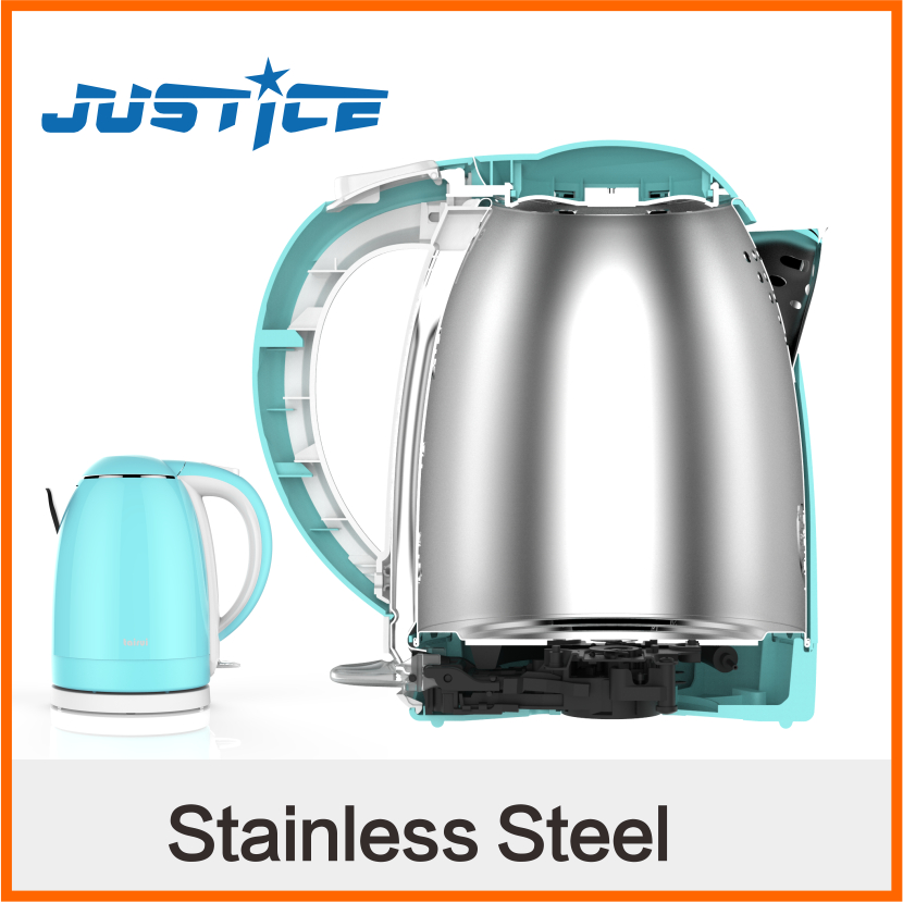 Automatic electric heating water kettle anti - hot small household electrical appliances
