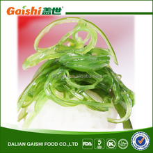organic frozen wakame salad seaweed food in china