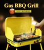 Portable gas bbq grill doner kebab grill machine outdoor bbq grill bbq skewer machine