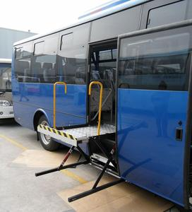 CE WL- UVL-700 Electric Wheelchair Lift for buses