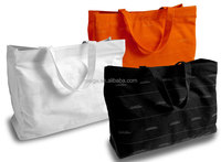 BSCI audit factory canvas bag/hand bags/shopping bag