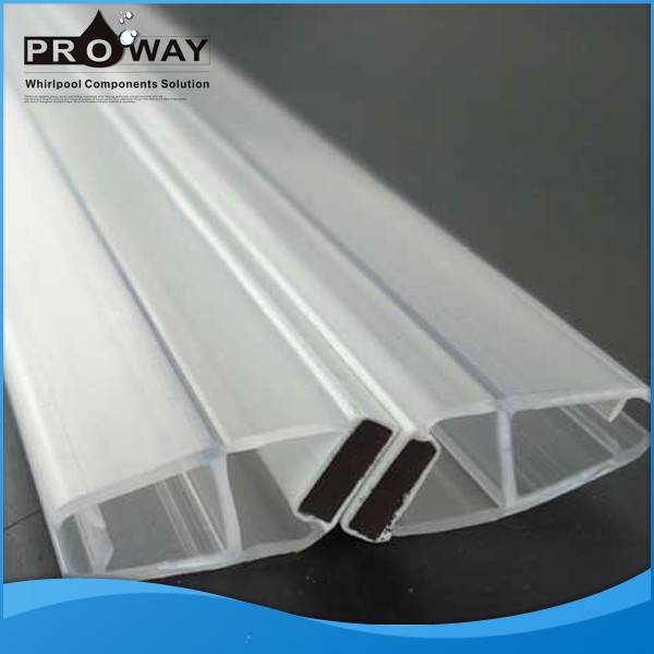 Glass Fitting Accessories Shower Room Parts Shower Screen Seal Strip