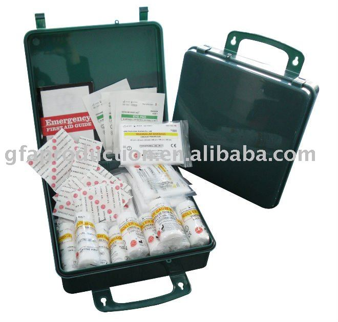 HSE First Aid Kit Box 10 Person