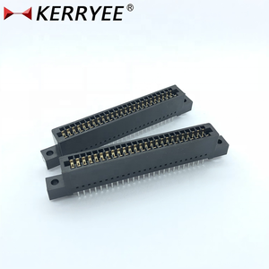 Card edge connector 2.54mm pitch 50P game console connection