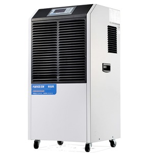 USB dehumidifier with adjustable humidity and small compressor