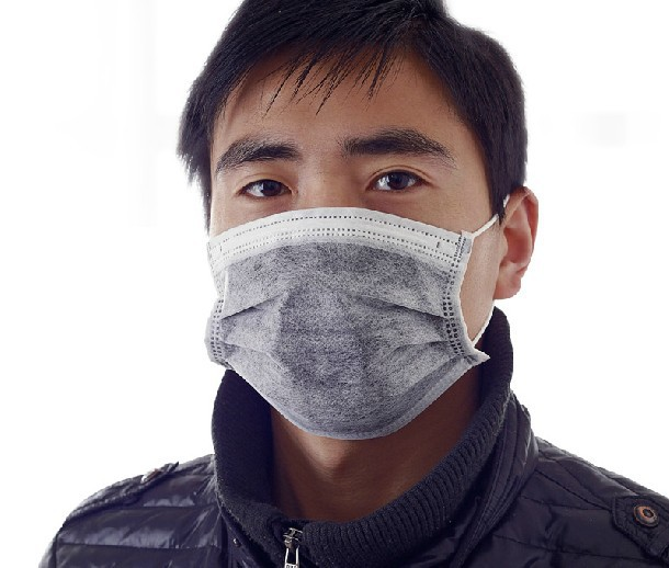 Disposable Face Mask,Carbon Active Filter