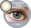 6 colors FreshTone Bonita 3 tone korea cheap contact lenses