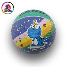 glossy strong elastic kids basketball toys with low price