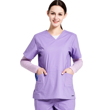 Wholesale Hospital Workwear Nursery Uniform Doctors Scrub Suits