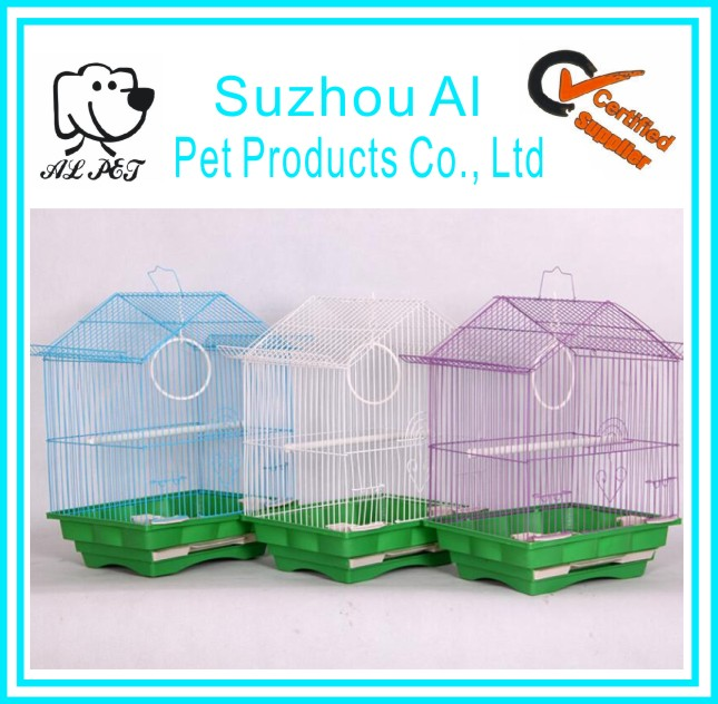 Wholesale Price High Quality Eco-quality Metal Bird Cage