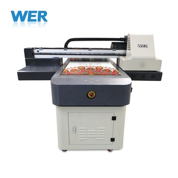 3f6a9759 High speed A1 size 60*90 cm uv flatbed printer price for phone case printing