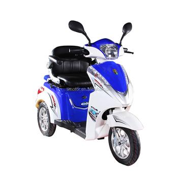 Nieuwe 500 W 48 V Chinese Klassieke Drie Wielen Auto Go Kart Auto
