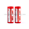 efest imr battery 18490 1100mah 3.7v flat top battery