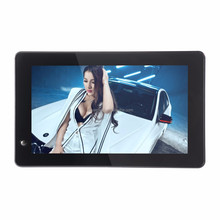 "Großhandel! 7 ""-10,1 zoll LCD Digital Photo Frame/Elektronische Bildanzeige/MP3 Video Media Player mit Fernbedienung/Sd-karte"