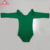 Solid dark green long sleeve 3 layers flutter sleeve leotards kids gymnastic ballet baby toddler girls leotard