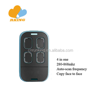 Universal Remote Control Duplicator Rolling Code Face To Face