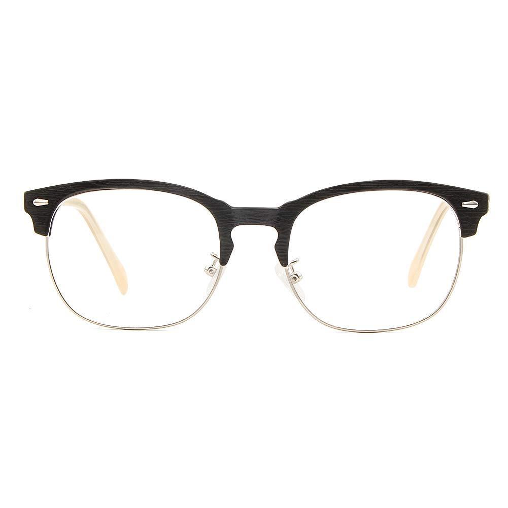 41c28716dae Get Quotations · Cyxus Blue Light Blocking Glasses Browline Vintage