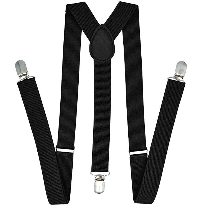 Bulk Stock 2.5 3.5 5cm <strong>Mens</strong> Adjustable Elastic <strong>Suspenders</strong>